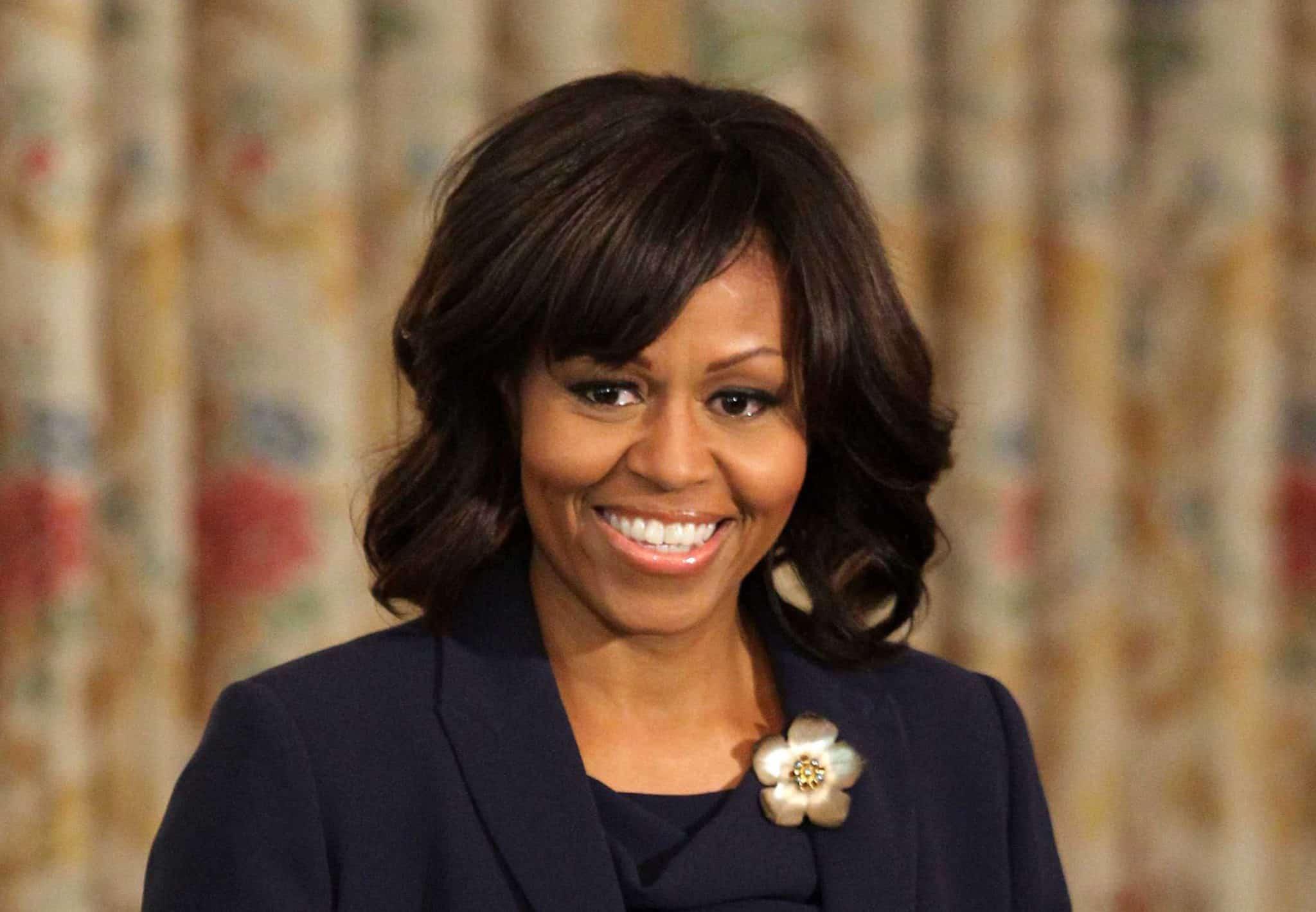 Michelle Obama : ses 03 conseils pour un mariage durable (photo)